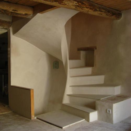 Escalier sas walravens